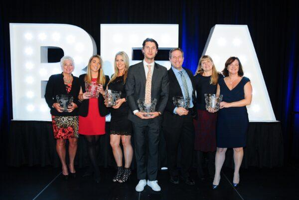 2017 BEA winners