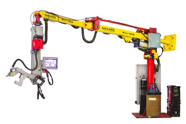 Spool Welding Robot