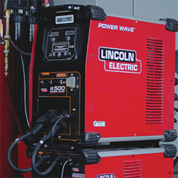 Lincoln Electric power source