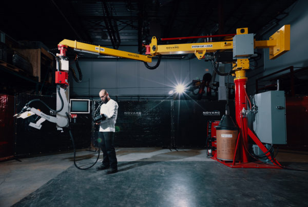 A Blog for Automated Pipe Welding and Robotics | Novarc